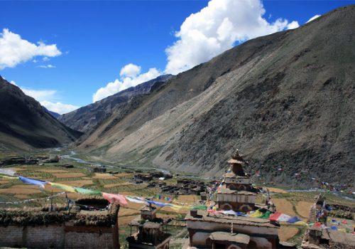 Upper Dolpa & upper Mustang Trek